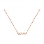 """Goldkette mit Anhänger """"LOVE"""""""