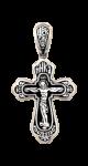 Kreuz massiv Silber