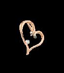 pendant with zirconia