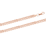 Vergoldete Armband und Kette massiv 60 cm