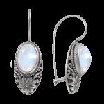 Ohrhänger mit Mondstein