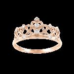"Damen ""Kronen"" Ring"